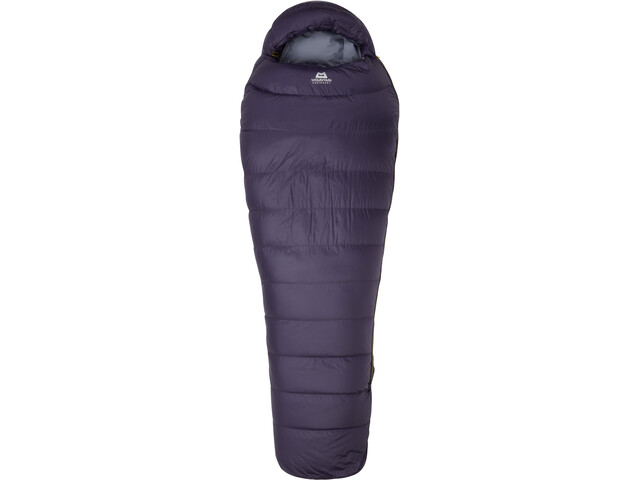 Mountain Equipment Earthrise 400 Slaapzak Lang Dames, violet